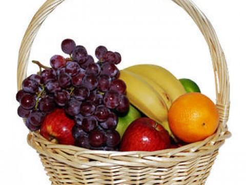 Корзина фруктов малая